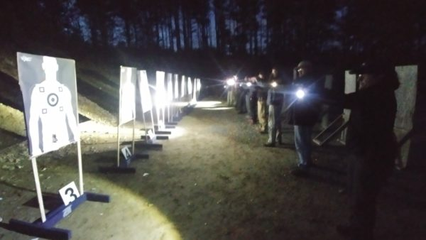 Handgun Low light Know Light